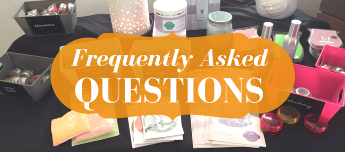 Frequently Asked Questions Melissa Dell