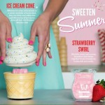 Scentsy Warmer and Scent Of The Month – July 2016