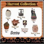 2016 Scentsy Harvest Collection – while supplies last