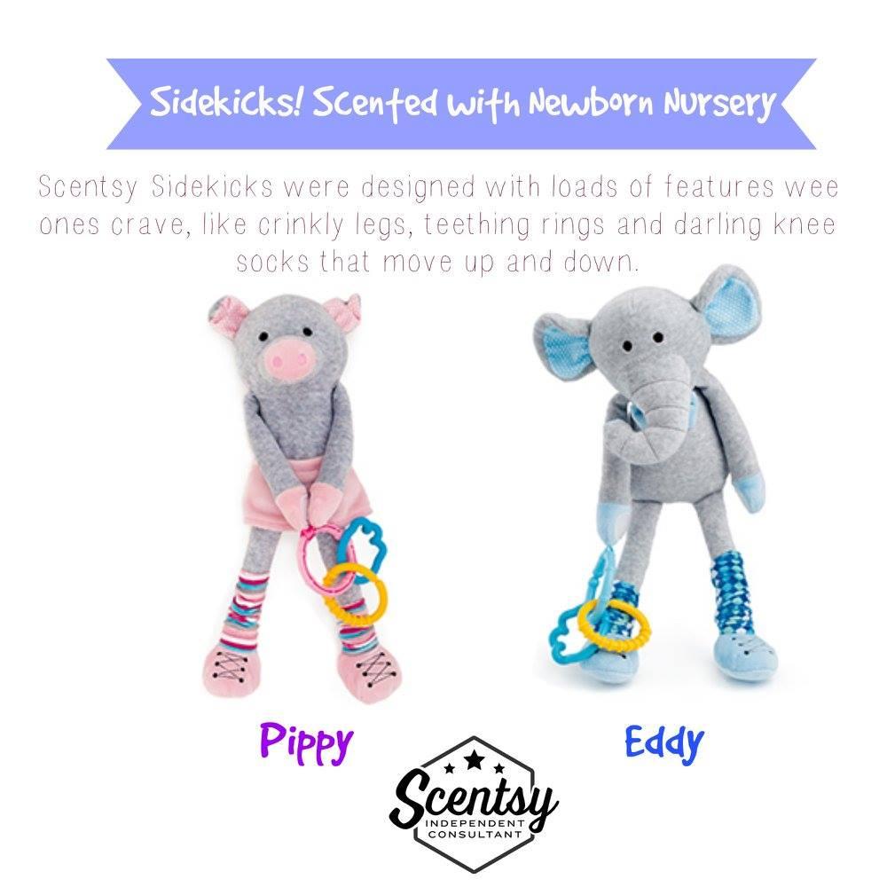 Scentsy Sidekicks - Baby Toys