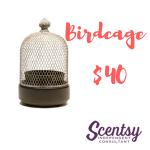 Scentsy Warmers - Birdcage - $40