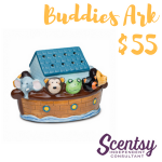 Scentsy Kids - Buddies Ark warmer - $55