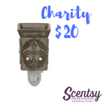 Scentsy Nightlight Warmer - Charity - $20