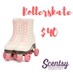 Scentsy Warmers - Rollerskate - $40