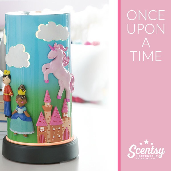 Scentsy Kids Essential Oils Diffuser Melissa Dell Santa Clarita Valley