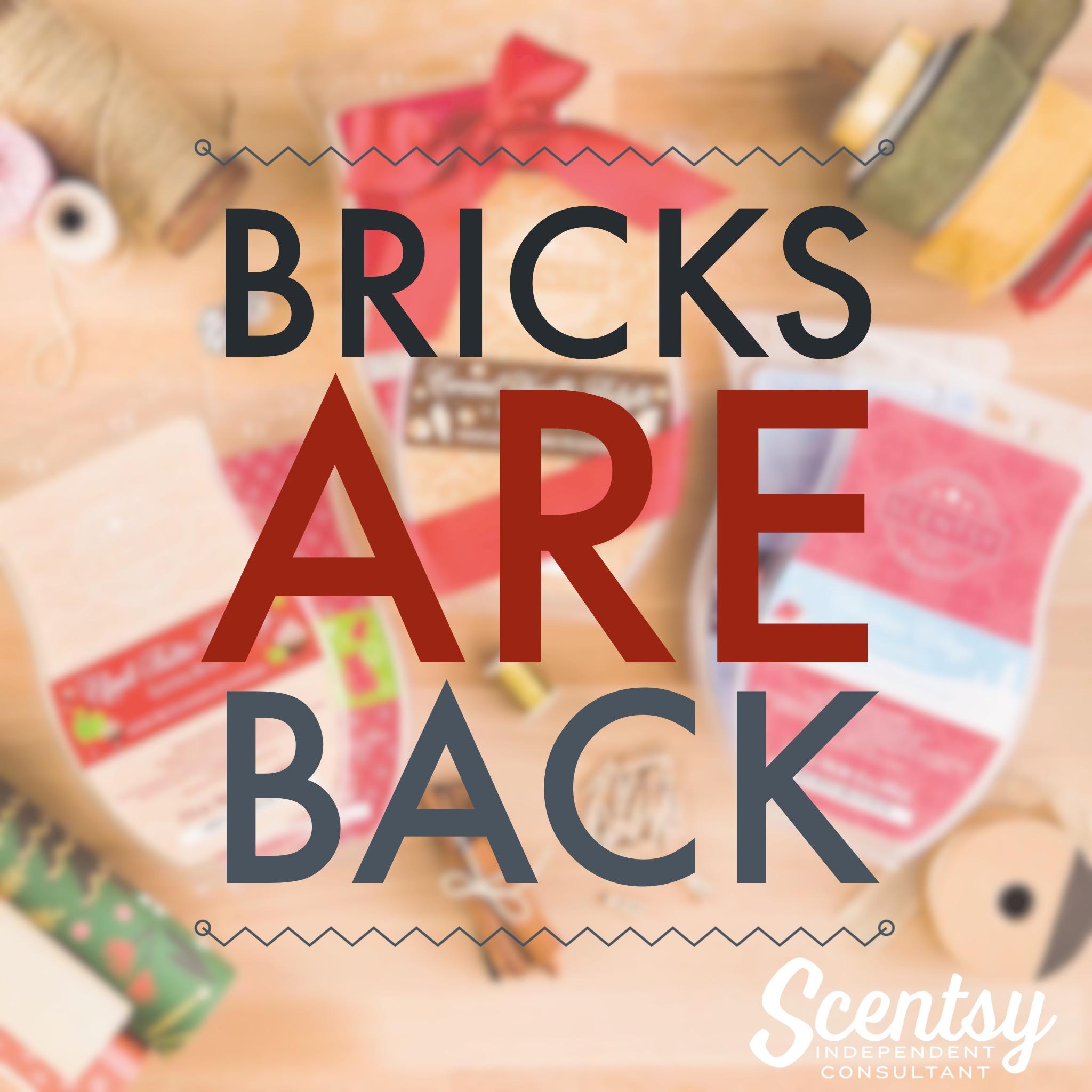 Scentsy Bricks - Valencia Scentsy Consultant - melissa dell