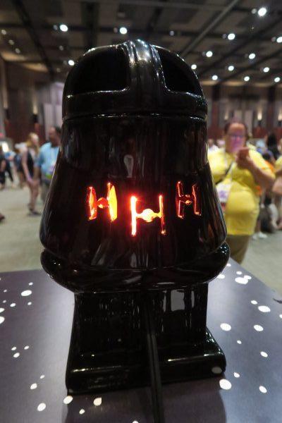 Darth Vader Collectors Item Scentsy Warmer