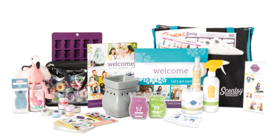 What Do You get when you join Scentsy