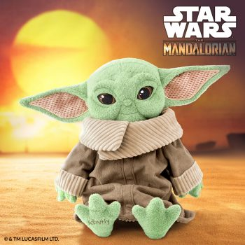 Star Wars The Child Stuffed Animal Collectible
